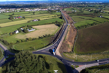 A6 Dualling - Randalstown to Castledawson