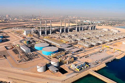Al Jubail SWRO Desalination Plant Phase 2