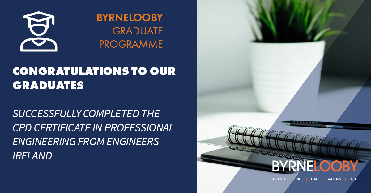 CONGRATULATIONS TO OUR ENGINEERING GRADUATES
