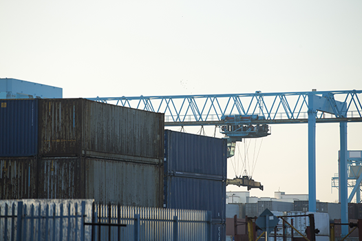 Brexit Works at Dublin Port 2
