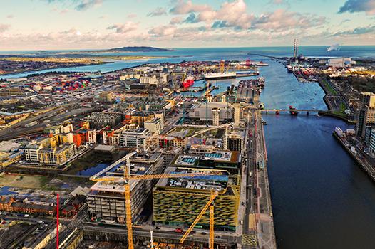 Brexit Works at Dublin Port 3