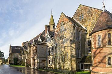 St. Leonard's Mayfield School, East Sussex