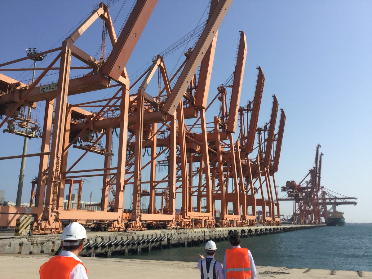 Dammam Port