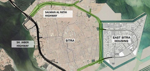 East Sitra Link Road  Scheme