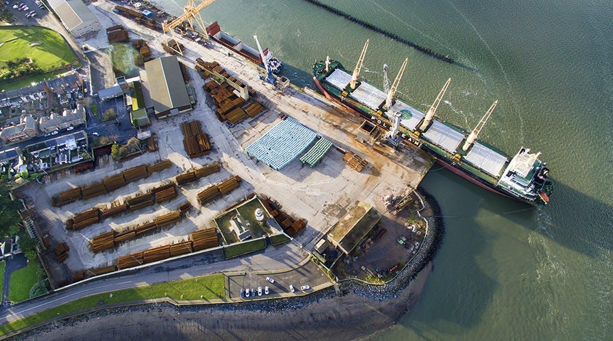 Greenore Port Development