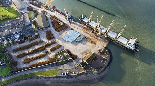 Greenore Port Development