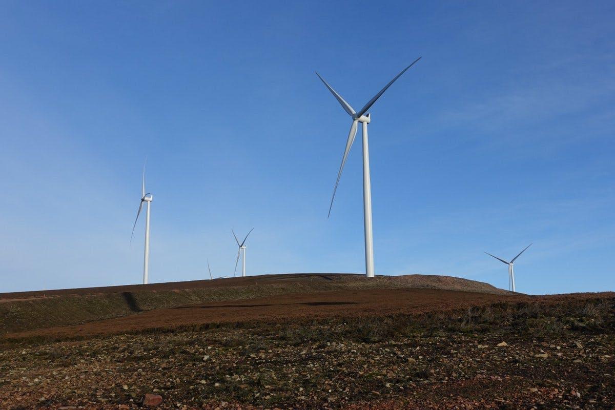 Aikengall II Windfarm