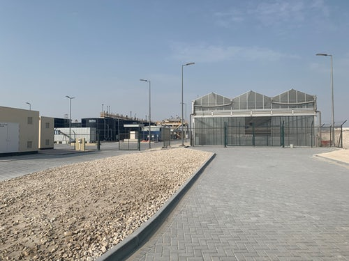 Khalifa City Sewage Treatment Plant EIA