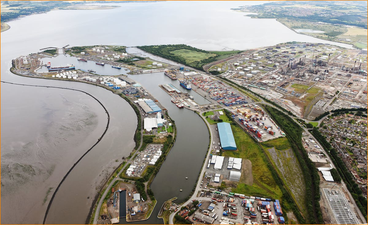 Grangemouth Remediation of a Former Chemical Works