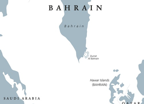 Hawar Island Submarine Cable