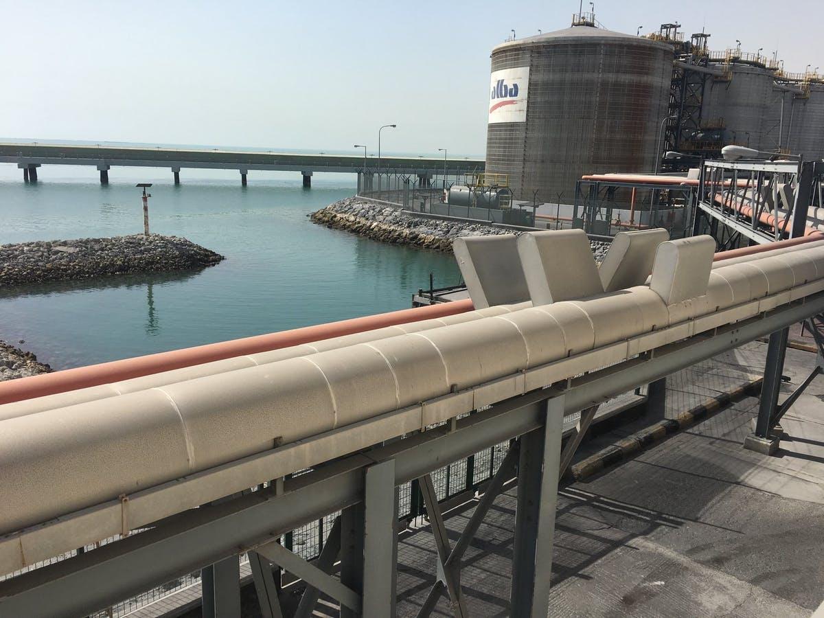 ALBA Deep Water Pier Extension