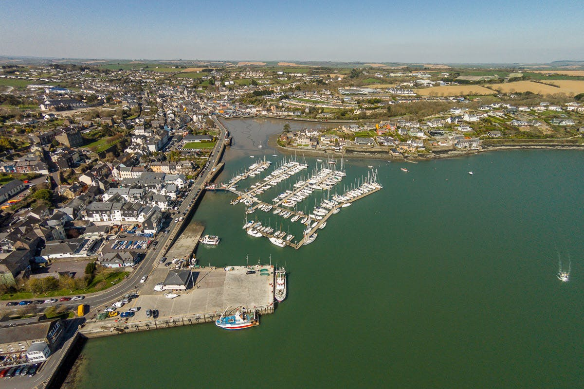 Kinsale Harbour Redevelopment