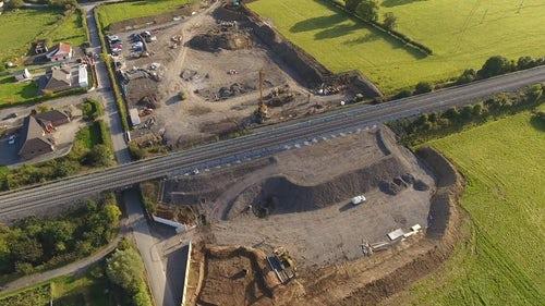 Osberstown Rail Underpass
