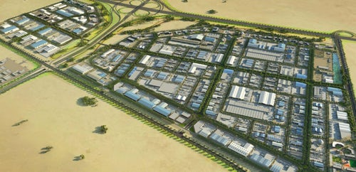 Al Wakra Logistics park
