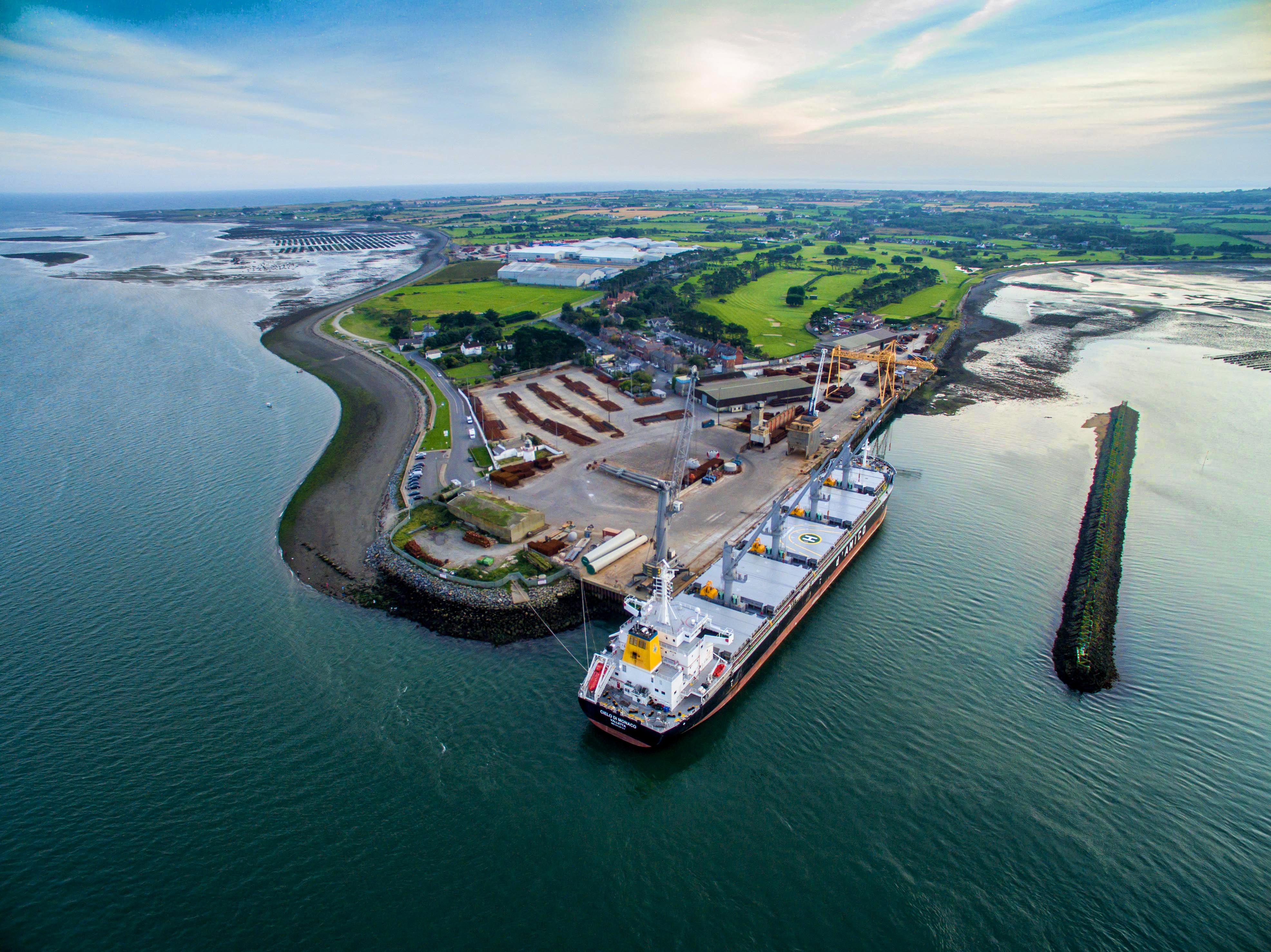 CM1123_Greenore Port Expansion_20200108_0005