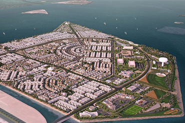 East Sitra Sewage Treatment Plant EIA