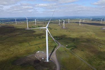Brockaghboy Wind Farm