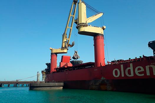 Bahrain Steel Mooring OSCP & WMP