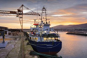 Greenore Port  1