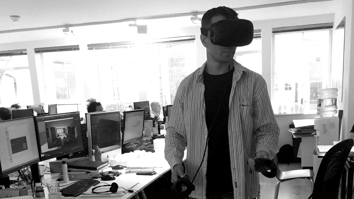 The Use Of 3D Modelling & Virtual Reality In Architectural Design - ByrneLooby International Engineering Design Consultancy
