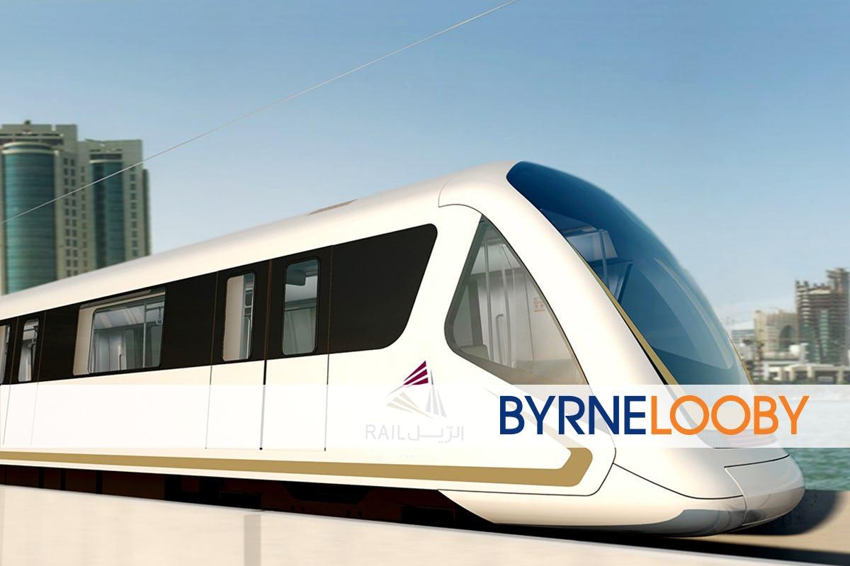 The Doha Metro wins prestigious CIHT Award 2020 - ByrneLooby International Engineering Design Consultancy