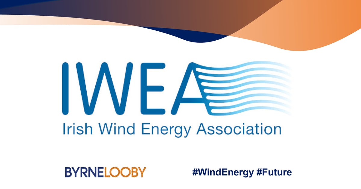 Byrnelooby has joined the IWEA to help support wind energy for the future