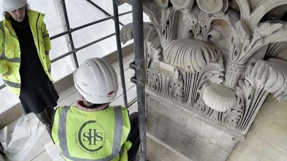 Lime Based Repairs And Protection Systems For Historic Masonry - ByrneLooby International Engineering Design Consultancy
