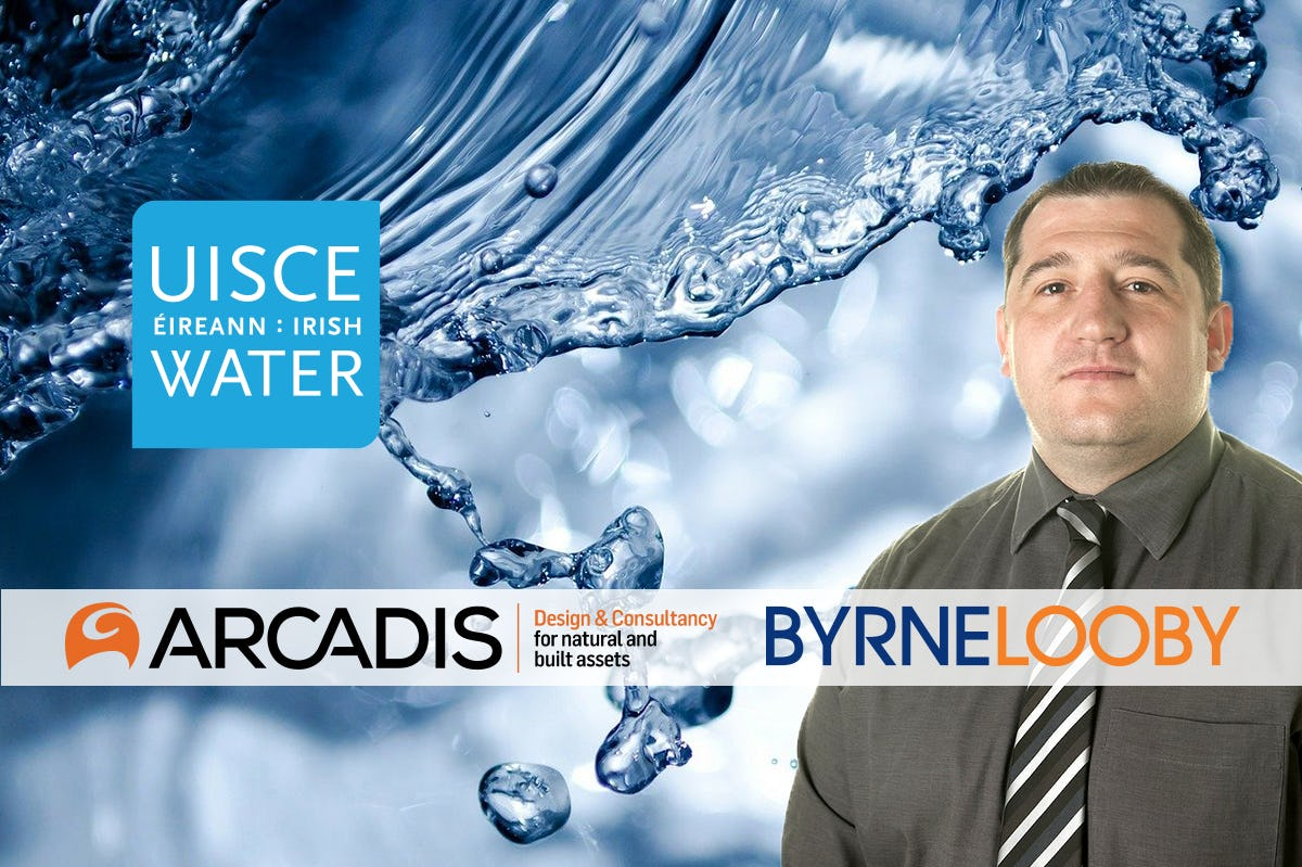 ByrneLooby - Arcadis appointed to Framework for Irish Water