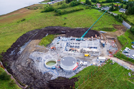 NE Roscommon Water Supply Scheme