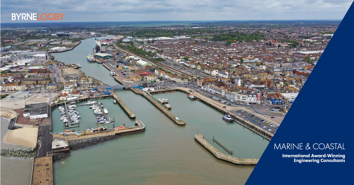 BYRNELOOBY APPOINTEDBY ABP (ASSOCIATED BRITISH PORTS) AS LEAD ENGINEERING DESIGN CONSULTANT ON LOWESTOFT EASTERN ENERGY FACILITY (LEEF)