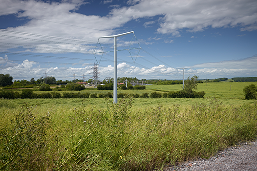 Hinkley Tower Bases