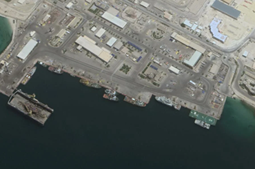 Ras Tanura Port Upgrade