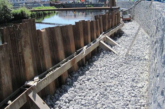 River Fergus Ennis - Flood scheme 1