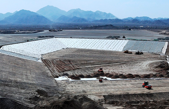 Sohar Industrial Waste Treatment Facility (IWHTF)