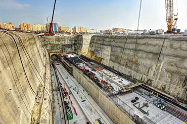 Doha Metro - Green Line