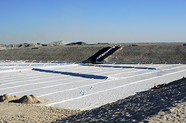 Kuwait Contaminated Soil Repository