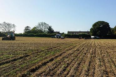 Wrentham Site Investigation