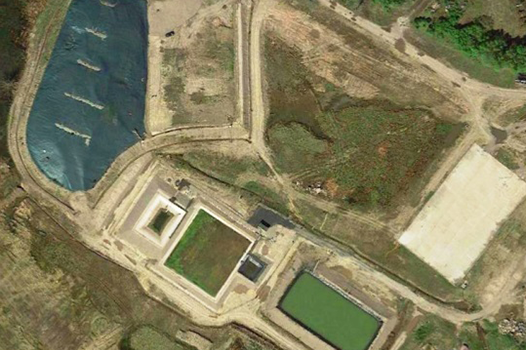 Bishopton Wetland Treatment System
