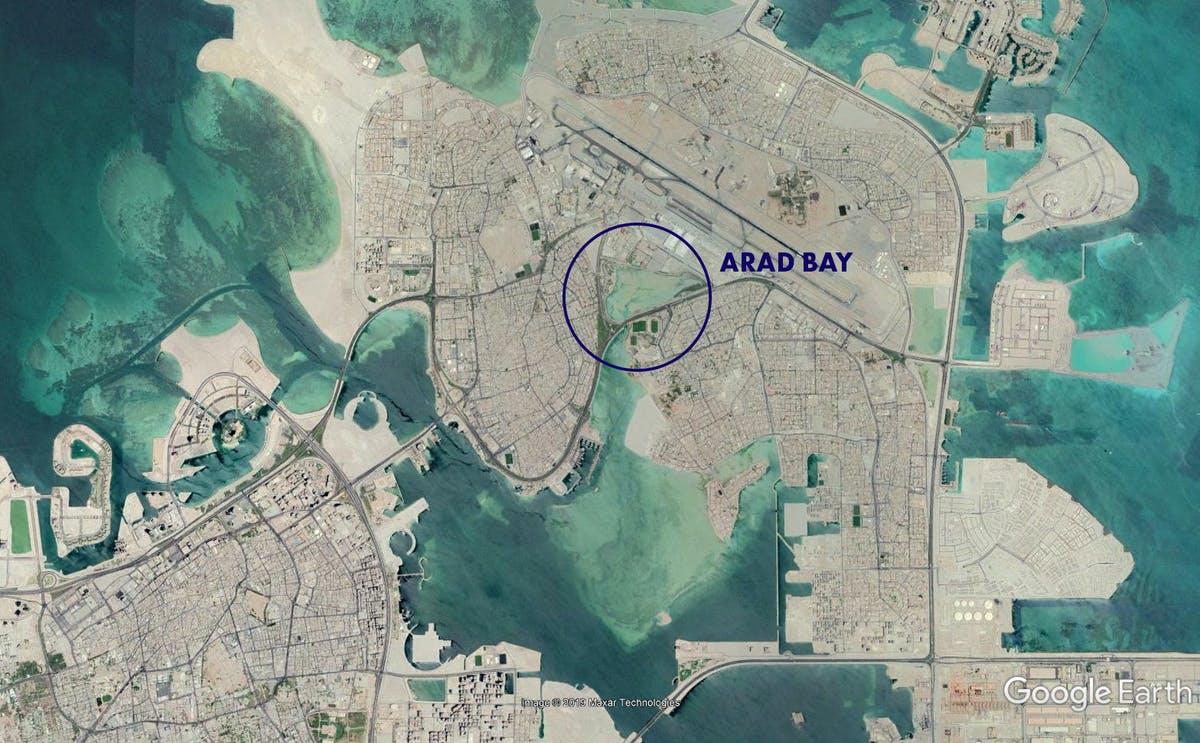Arad Bay Hotel Reclamation EIA