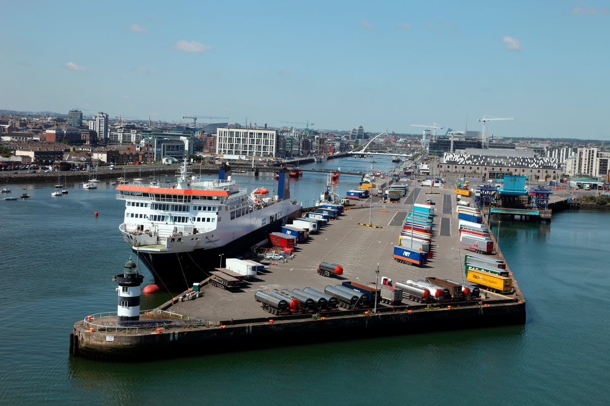 Dublin Port Masterplan